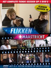 Flikken Maastricht - Seizoen 10-DVD