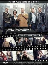 Flikken Rotterdam - Seizoen 1-DVD