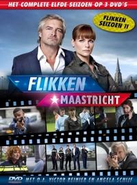 Flikken Maastricht - Seizoen 11-DVD