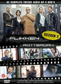 Flikken Rotterdam - Seizoen 2-DVD