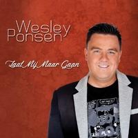 Laat Mij Maar Gaan-Welsey Ponsen-CD