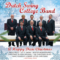 A Happy Dixie Christmas-Dutch Swing College Band-CD