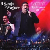 Samen... Live In Concert (CD/DVD)-Django Wagner-CD