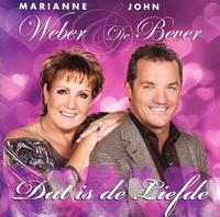 Dat Is De Liefde-Marianne Weber & John de Bever-CD