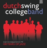 100 Years Of Jazz-Dutch Swing College Band-CD