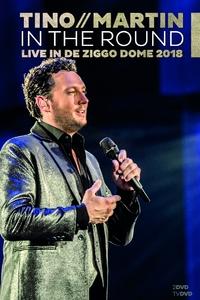 Tino Martin - In The Round (Live Ziggo 2018)-DVD