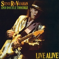 Live Alive-Stevie Ray Vaughan-LP