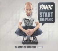 Start The Panic - 20 Years Of Hardcore (2CD)-Panic-CD