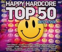 Happy Hardcore Top 50 -..--CD