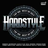 Hardstyle Top 100 - Best Of 2017--CD