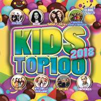 Kids Top 100 - 2018--CD