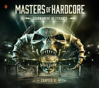 Masters Of Hardcore Chapter XL--CD