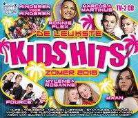 De Leukste Kids Hits Zomer 2018--CD