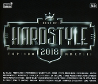 Hardstyle Top 100 - Best Of 2018--CD