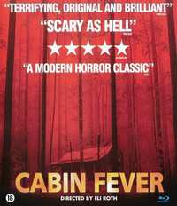 Cabin Fever-Blu-Ray