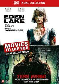Eden Lake/Storm Warning-DVD