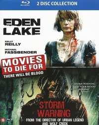 Eden Lake/Storm Warning-Blu-Ray