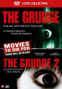 The Grudge / The Grudge 2-DVD
