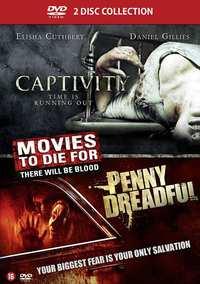 Captivity/Penny Dreadful-DVD