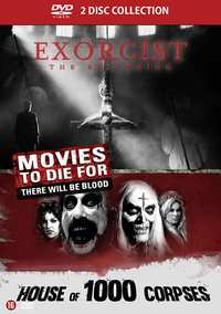 Exorcist Beginning/House Of 1000 Corpses-DVD