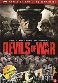 Devils Of War/25th Reich-DVD