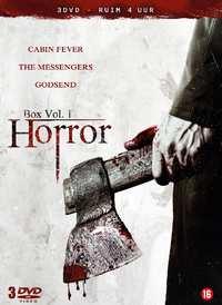 Box Vol Horror 1-DVD