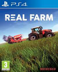 Real Farm Sim-Sony PlayStation 4