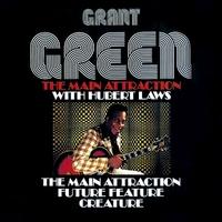 Main Attraction-Grant Green-CD