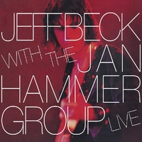 Live-Jan Hammer, Jeff Beck-CD
