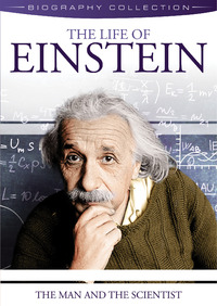 The Life Of Einstein-DVD