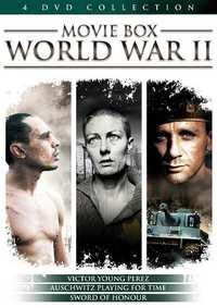 Moviebox World War II-DVD