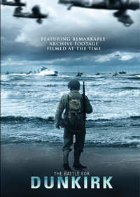 The Battle For Dunkirk-DVD