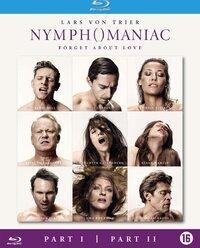 Nymphomaniac (Part I & Part II)-Blu-Ray