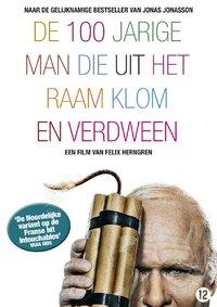 De 100-Jarige Man Die Uit Het Raam Klom En Verdween-DVD