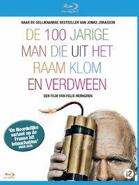 De 100-Jarige Man Die Uit Het Raam Klom En Verdween-Blu-Ray