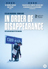In Order Of Disappearance-DVD