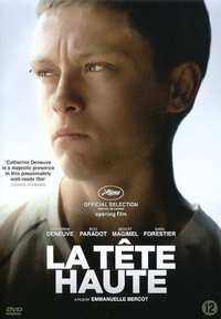 La Tete Haute-DVD