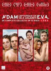 A'dam & E.V.A. (Amsterdam En Vele Anderen) - Seizoen 1-3-DVD