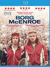 Borg / McEnroe-Blu-Ray