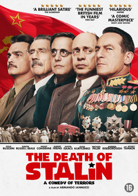 Death Of Stalin-DVD