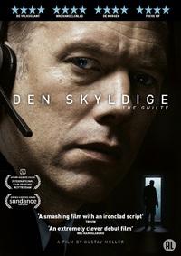 Skyldige (The Guilty)-DVD