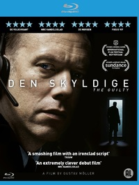 Skyldige (The Guilty)-Blu-Ray