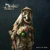 World Of Grey-The Aurora Project-CD