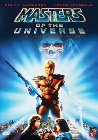 Masters Of The Universe-DVD