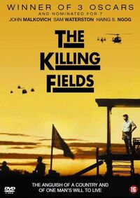 Killing Fields-DVD