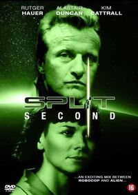 Split Second-DVD