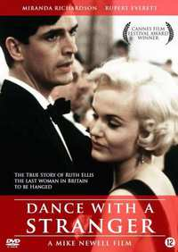 Dance With A Stranger-DVD