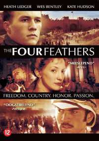 Four Feathers-DVD