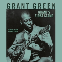 Grant's First Stand -HQ--Grant Green-LP
