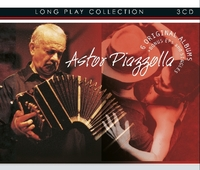 Long Play Collection -..-Astor Piazzolla-CD